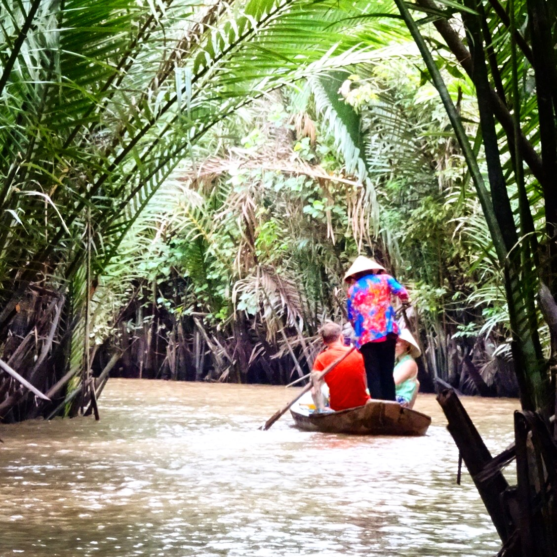 A Day Trip and Cruise of the Mekong Delta