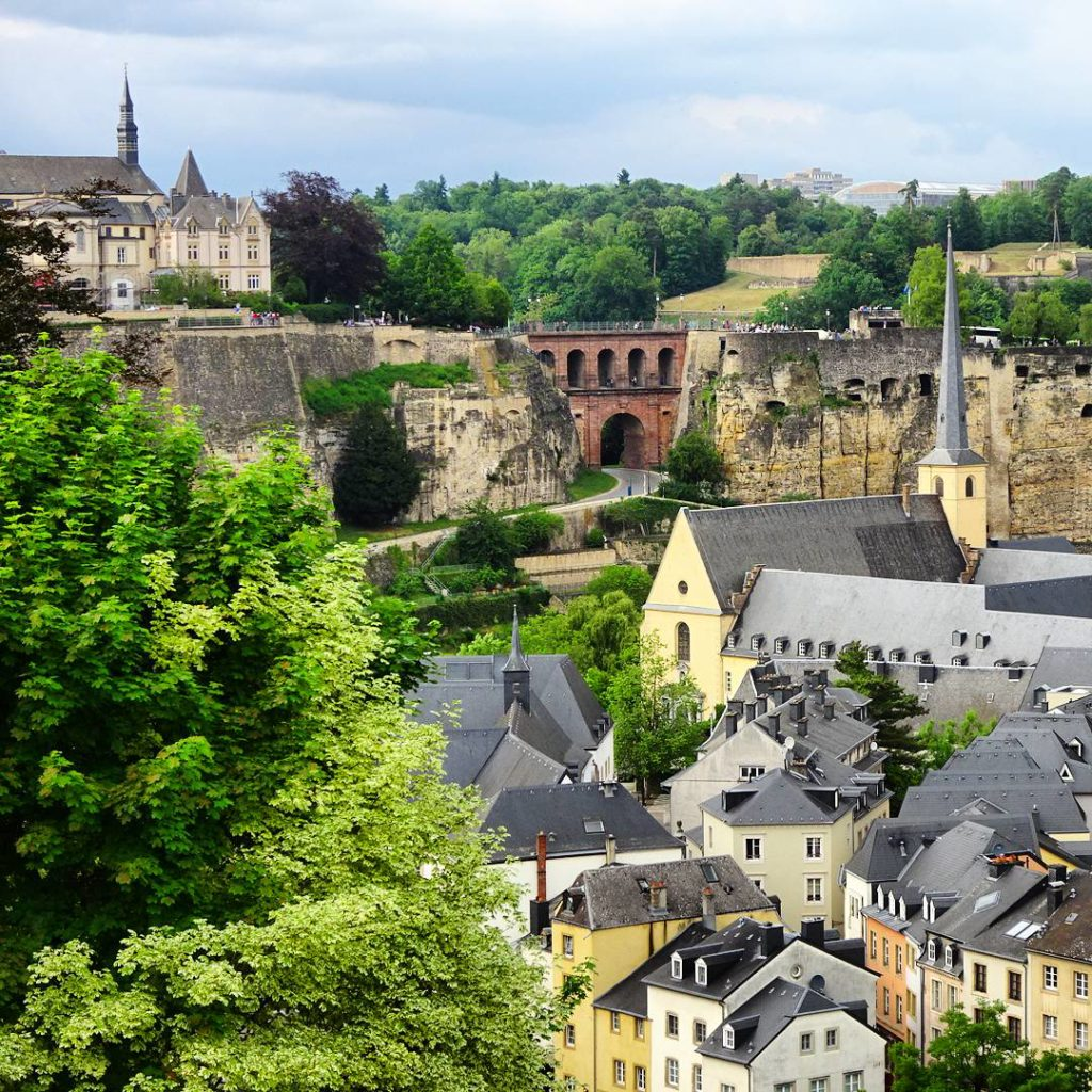 Luxembourg City Tour: A Walk Of A Thousand Views