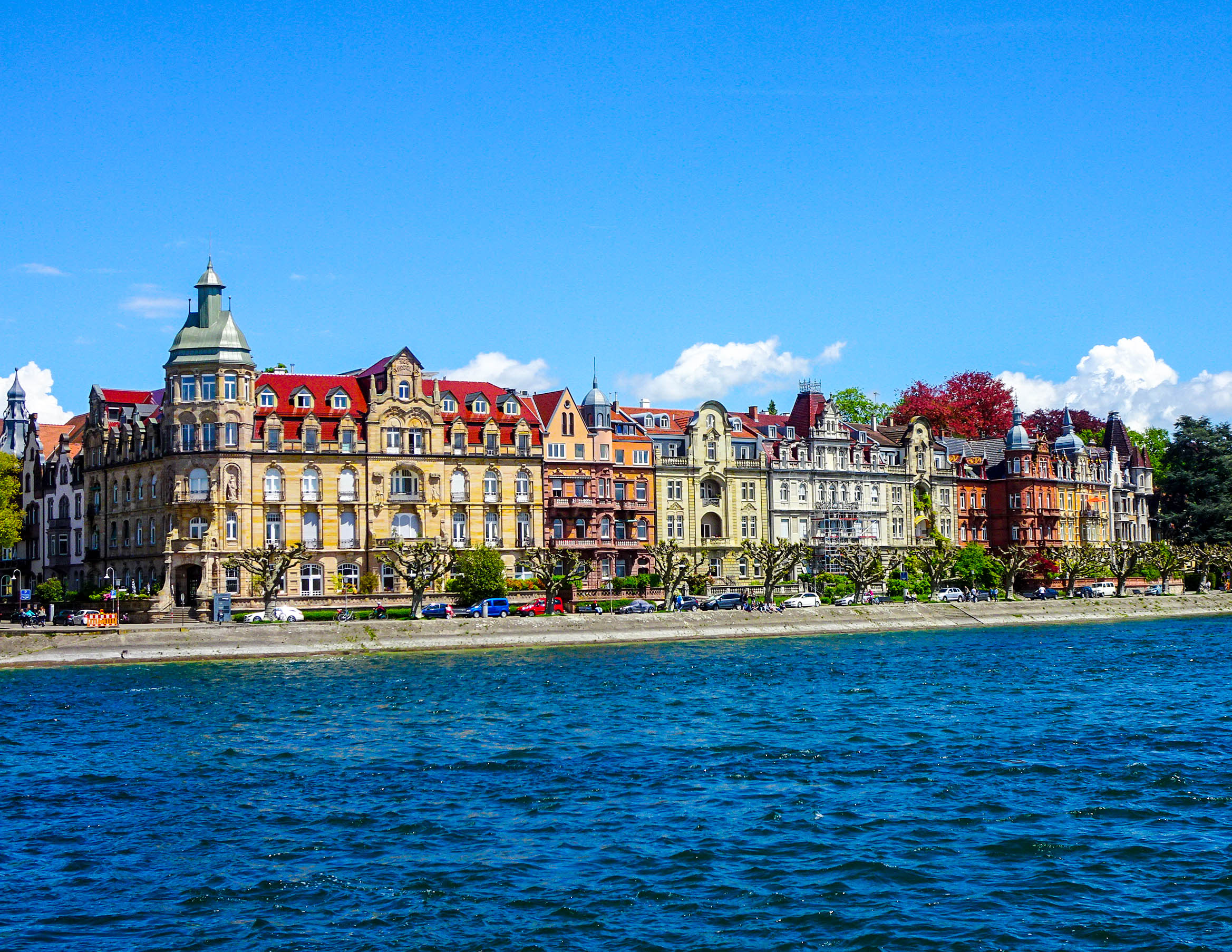 Where to Spend Your Short Break Exploring Lake Constance