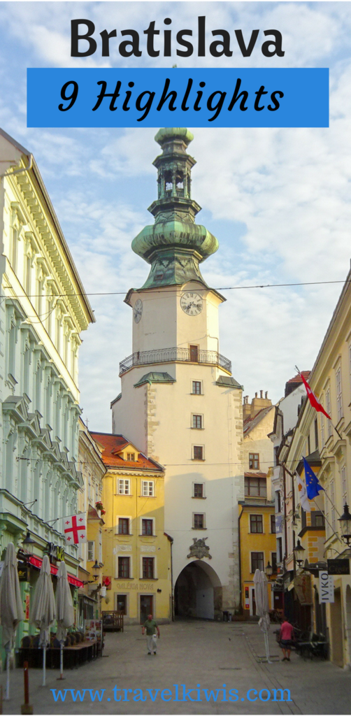 Bratislava 9 Highlights to Visit in One day