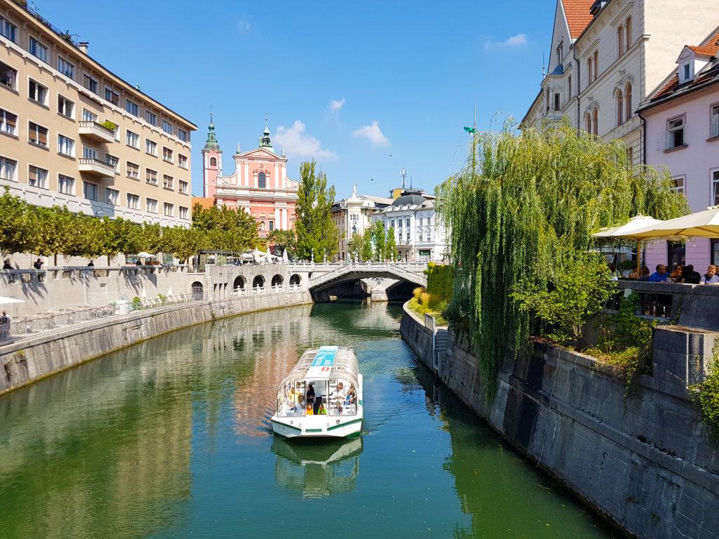 How to Enjoy a Wonderful Day in the Friendly City of Ljubljana, Slovenia