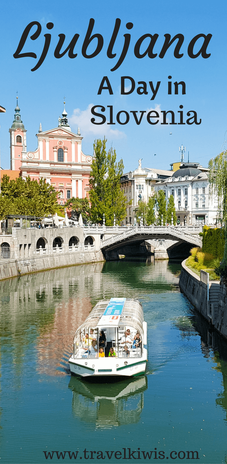 Ljubljana is a compact and easily explored city in one day. See why this friendly, small European city is a gateway to the beauty of Slovenia.