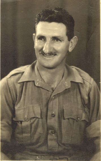Private John Alphonsus Stuart McKenna